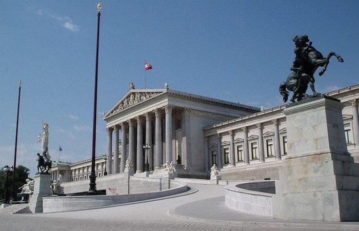 Гостеприимная Австрия.