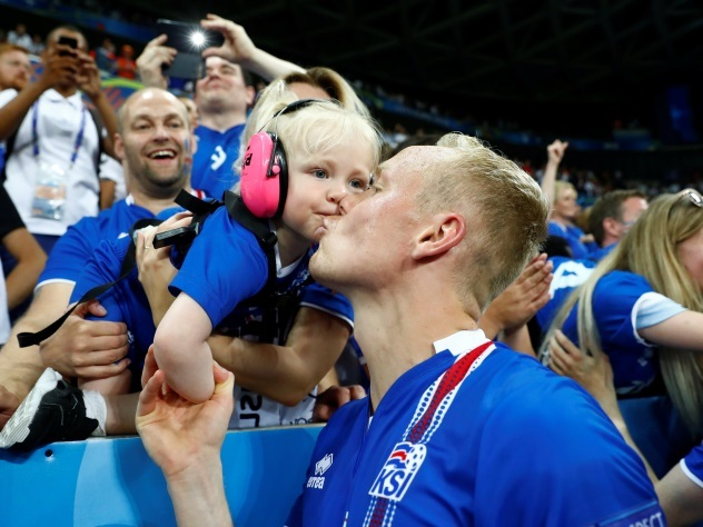 Сенсация Евро-2016: сборная Исландии обыграла Англию в 1/8 финала