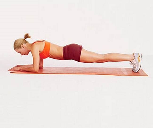 8 упражнений для идеального пресса