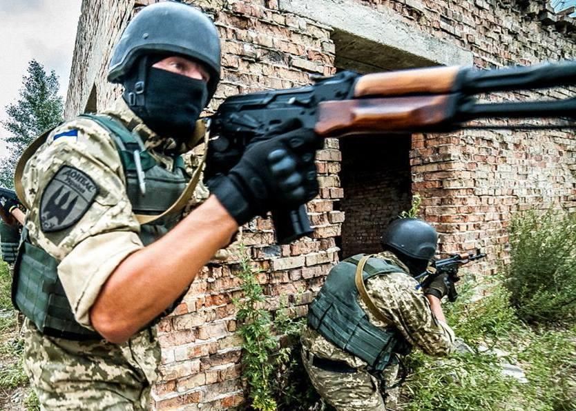 Что курят «херои» батальона «Донбасс-Украина»?