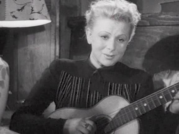 "Валентина Серова (Valentina Serova) - ""Жди меня"" (1943)"