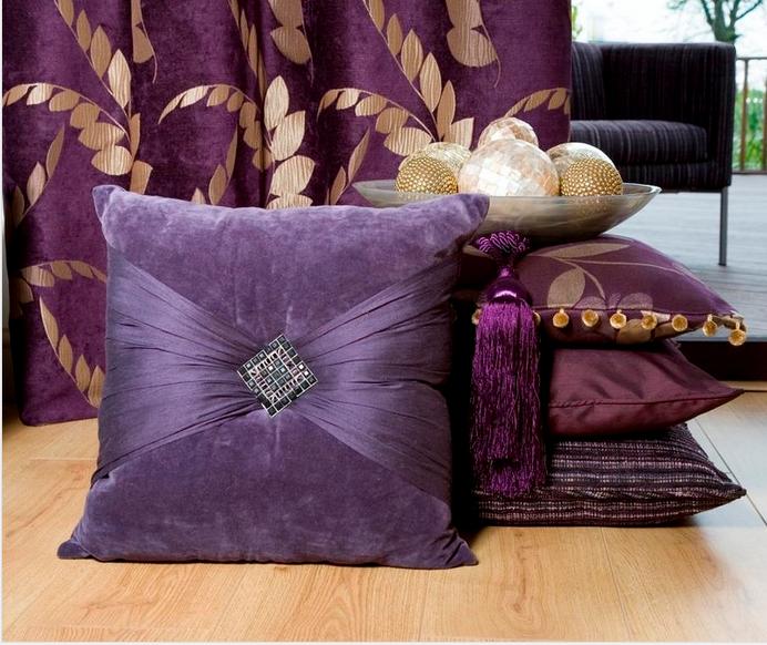 Сшить своими руками подушечки для дивана
