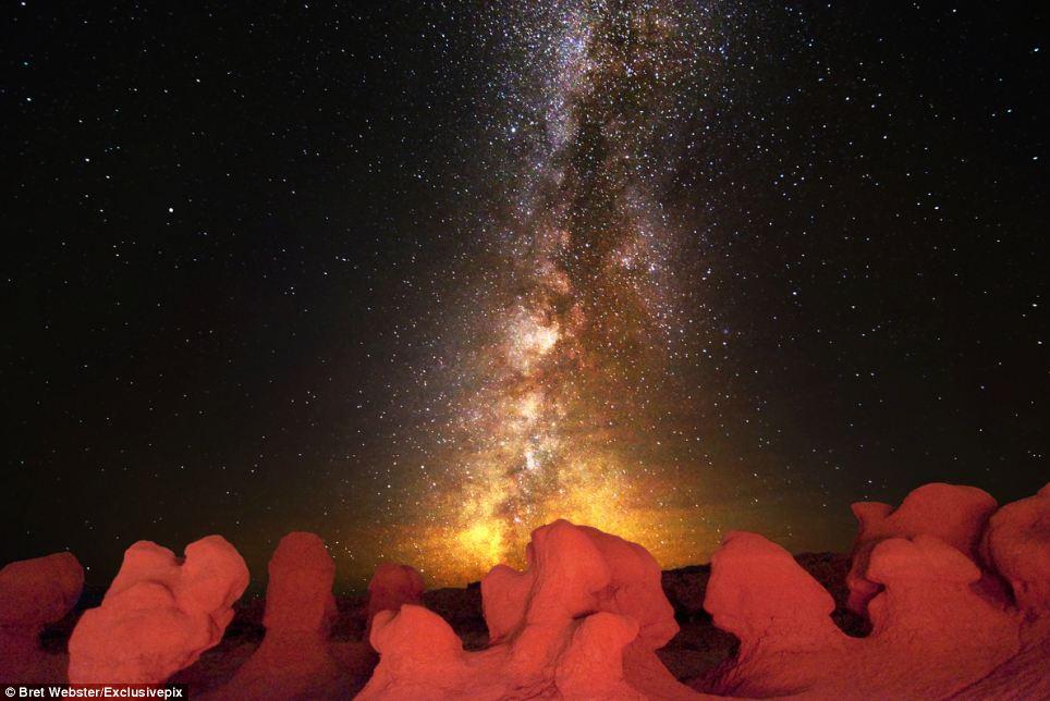 Наш дом - галактика Млечный Путь.
