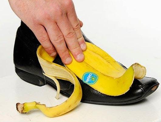 Вторая жизнь банановой кожуры
