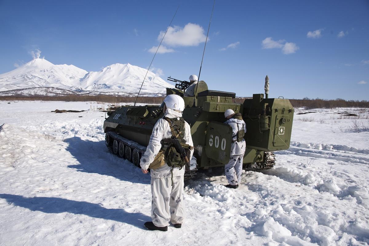 Россия готовится к защите Арктики от агрессии НАТО