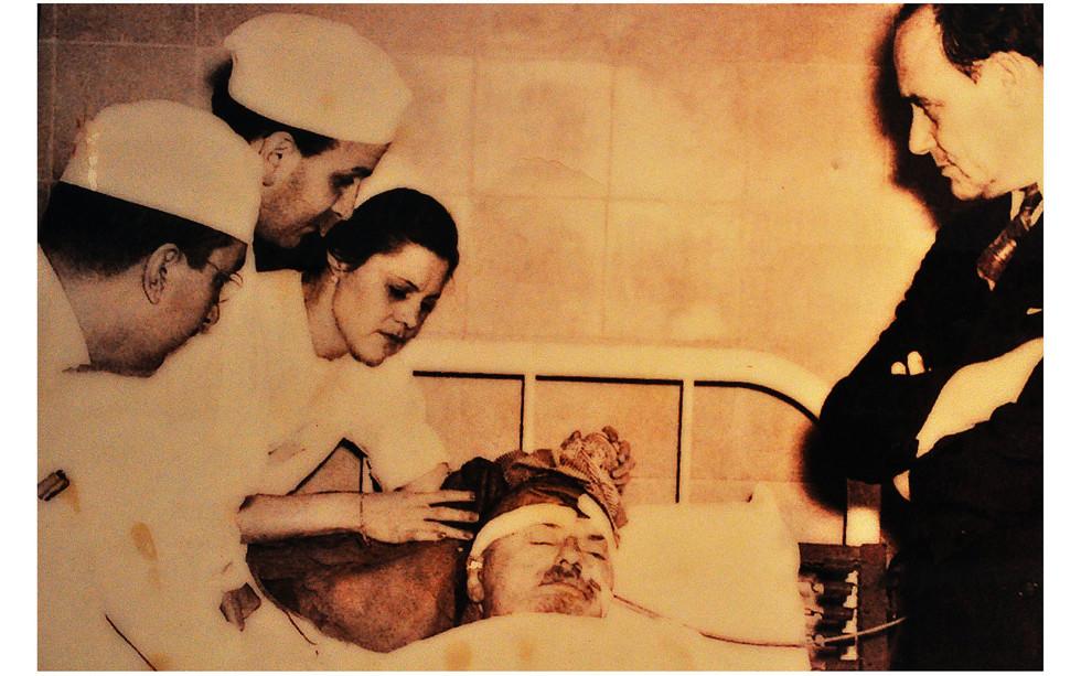 Лев Троцкий на смертном одре. Фото: © flickr / Adaptor— Plug