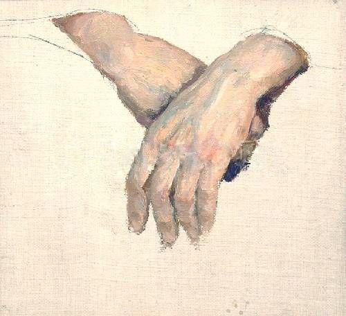 Руки в живописи