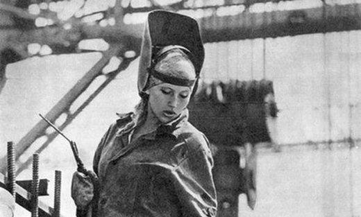 О советских женщинах