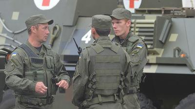Украинских военных будут тре…