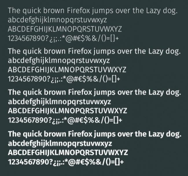 50 крутых бесплатных шрифтов