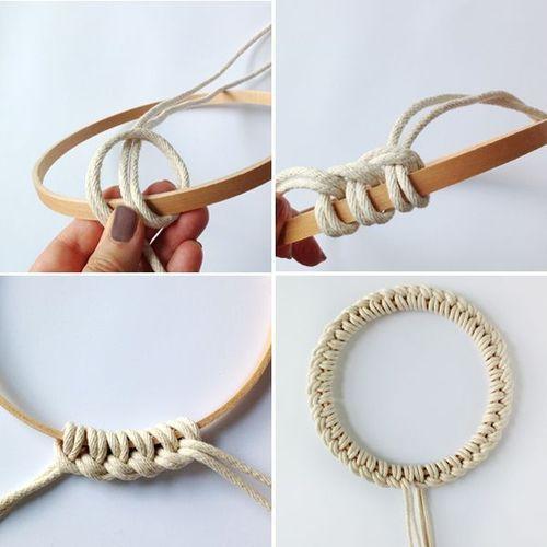 Плетем браслет