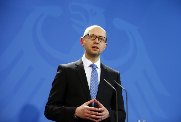 МВФ от нас вообще ничего не требует – Яценюк