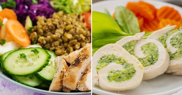 Как снизить калорийность пищи