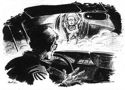 Инопланетный йети и фермер Уильям Босак