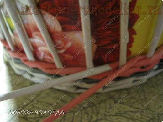 Мастер-класс: Плетение ромбиков