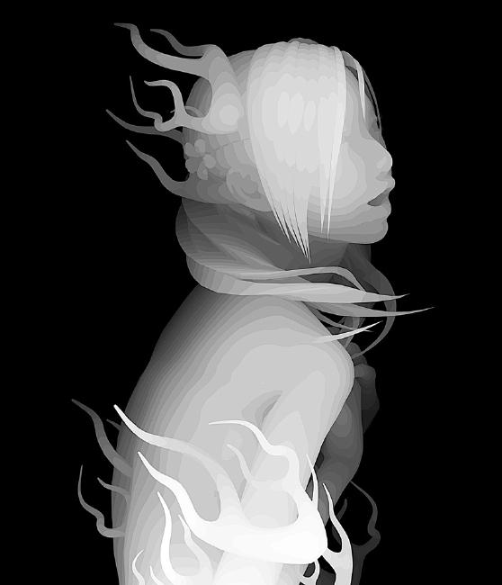 Лесная богиня