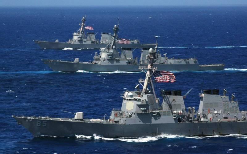 Удар не военный, удар торговый. Заблокируют ли США порты России?