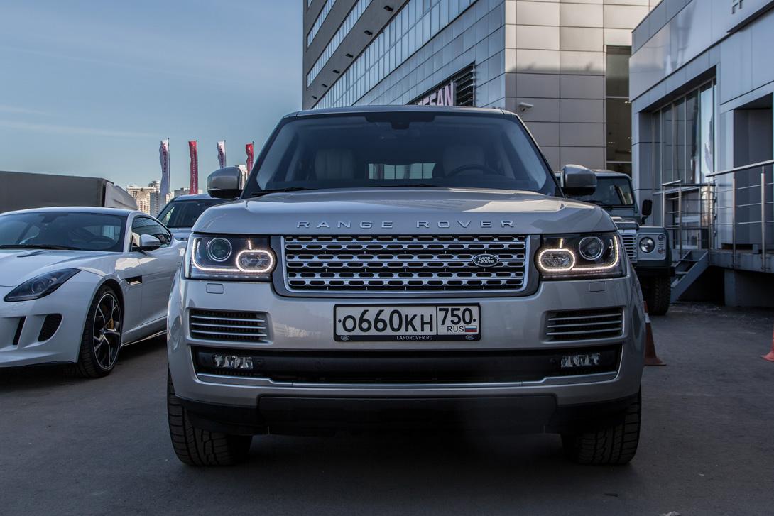 Trendymen-тест: Range Rover