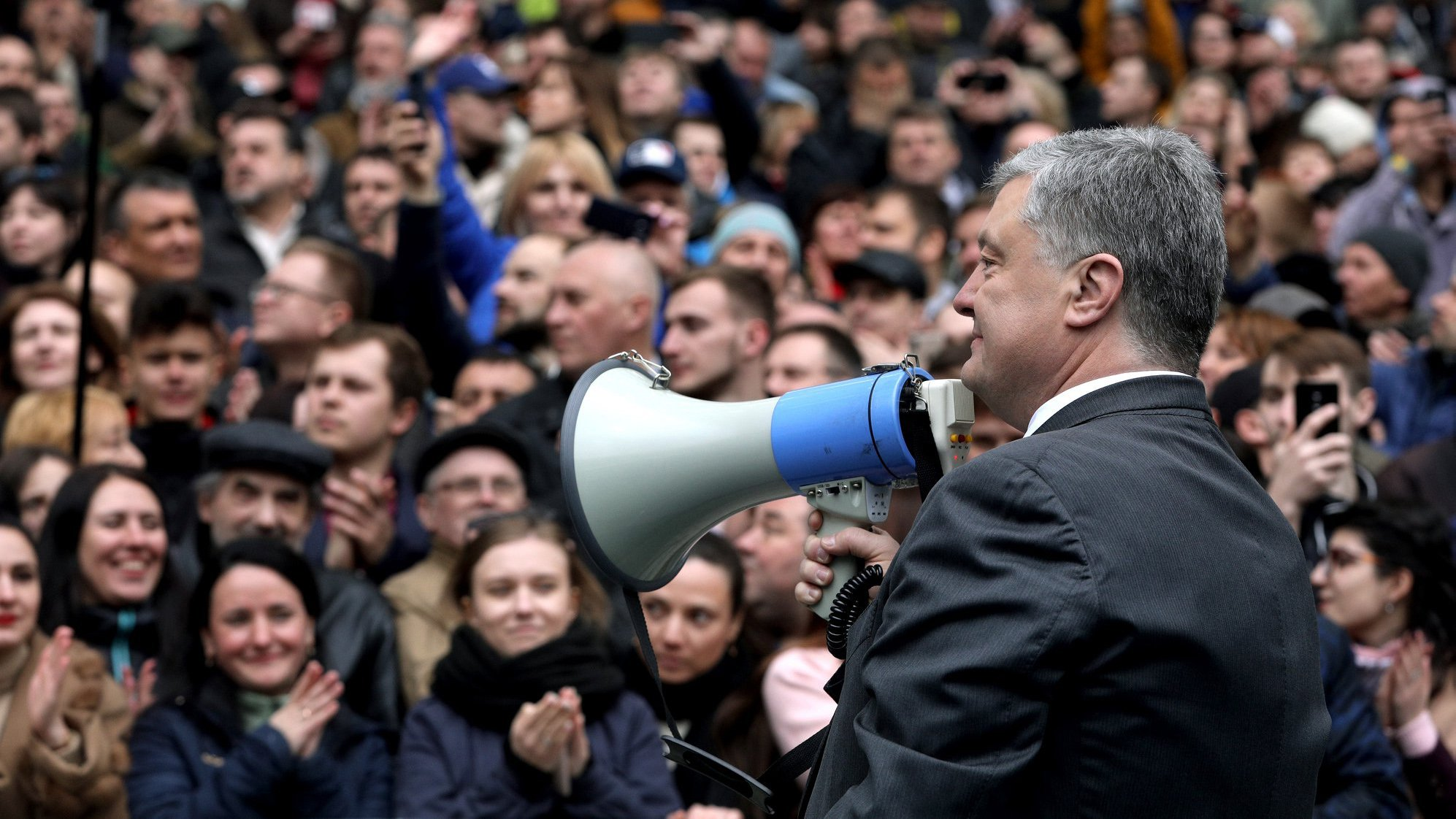 Порошенко планирует вновь стать президентом Украины