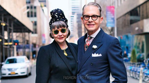 Даже после 60 можно выглядеть стильно и свежо: 7 ярких примеров