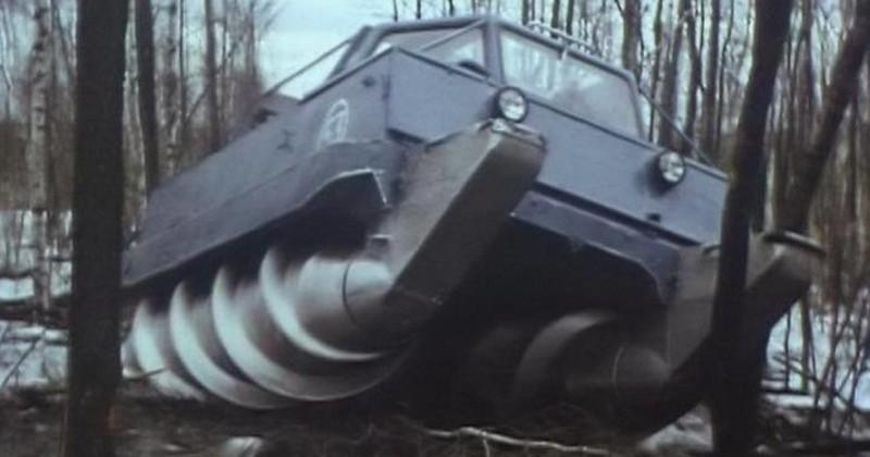 На что способны советские машины