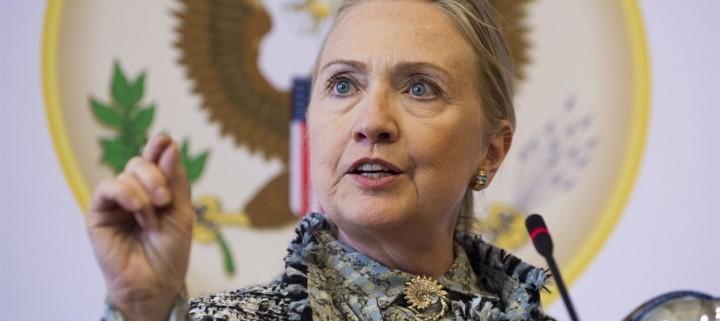 Новости США: милашка Хиллари сдурела!