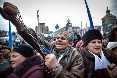 Янукович воровал, а Порошенко и Яценюк уничтожают людей — прозрение майдановцев