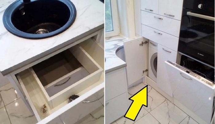 Кухня в «хрущевке» — подсказки, как с комфортно и эргономично обустроить 5 кв. метров