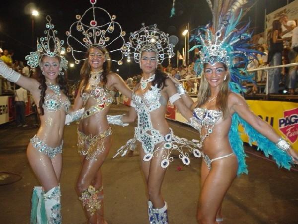 Этот Аргентинский карнавал...