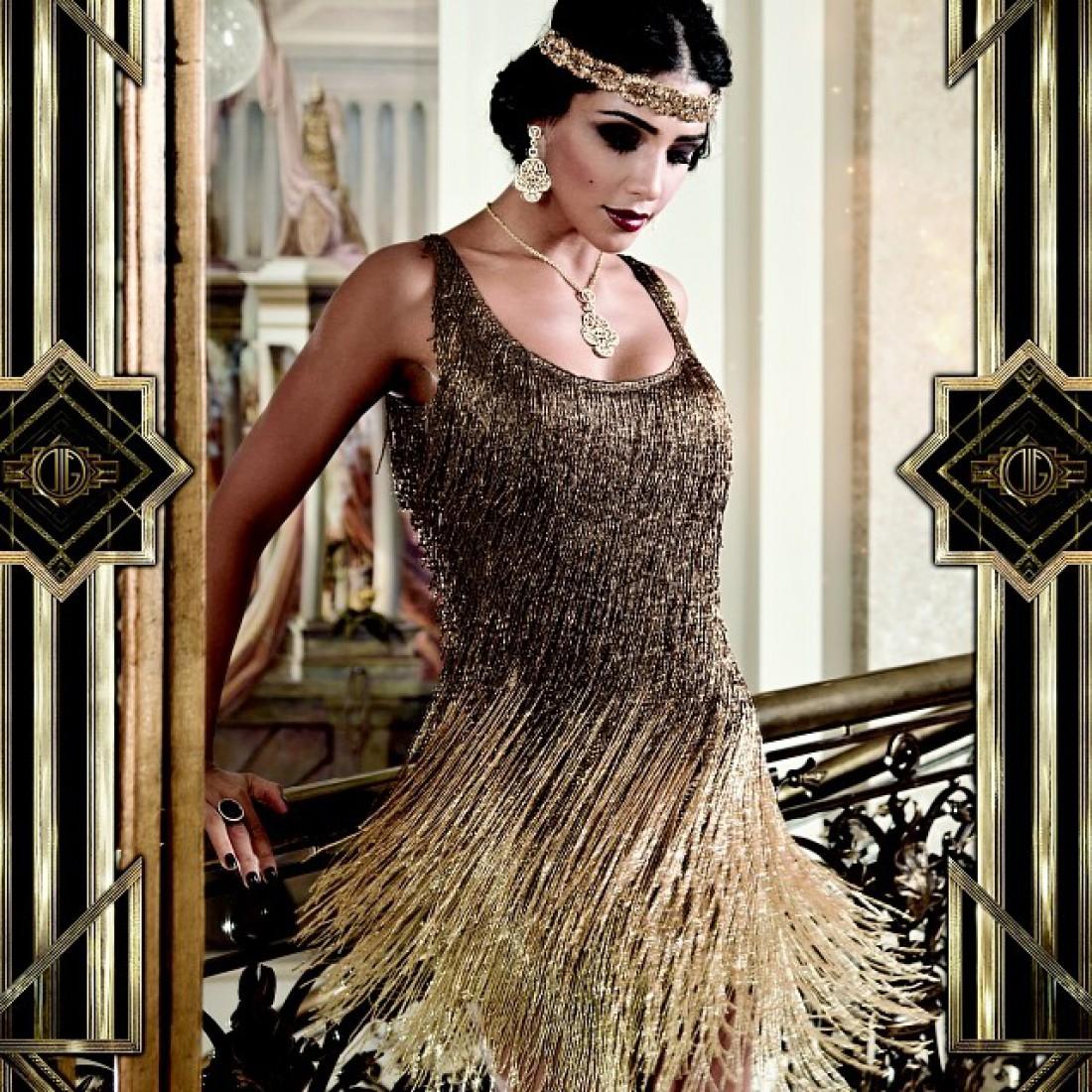 Великий гэтсби платья фото