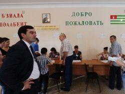 ЦИК Абхазии: выборы президента республики состоялись