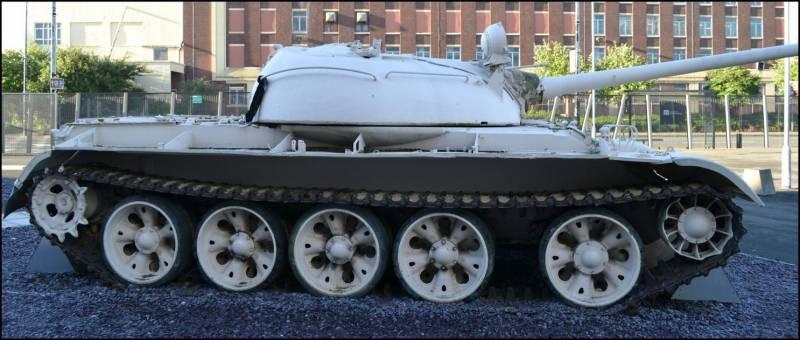 Т-54 и Т-55. Танки-пенсионеры на войне