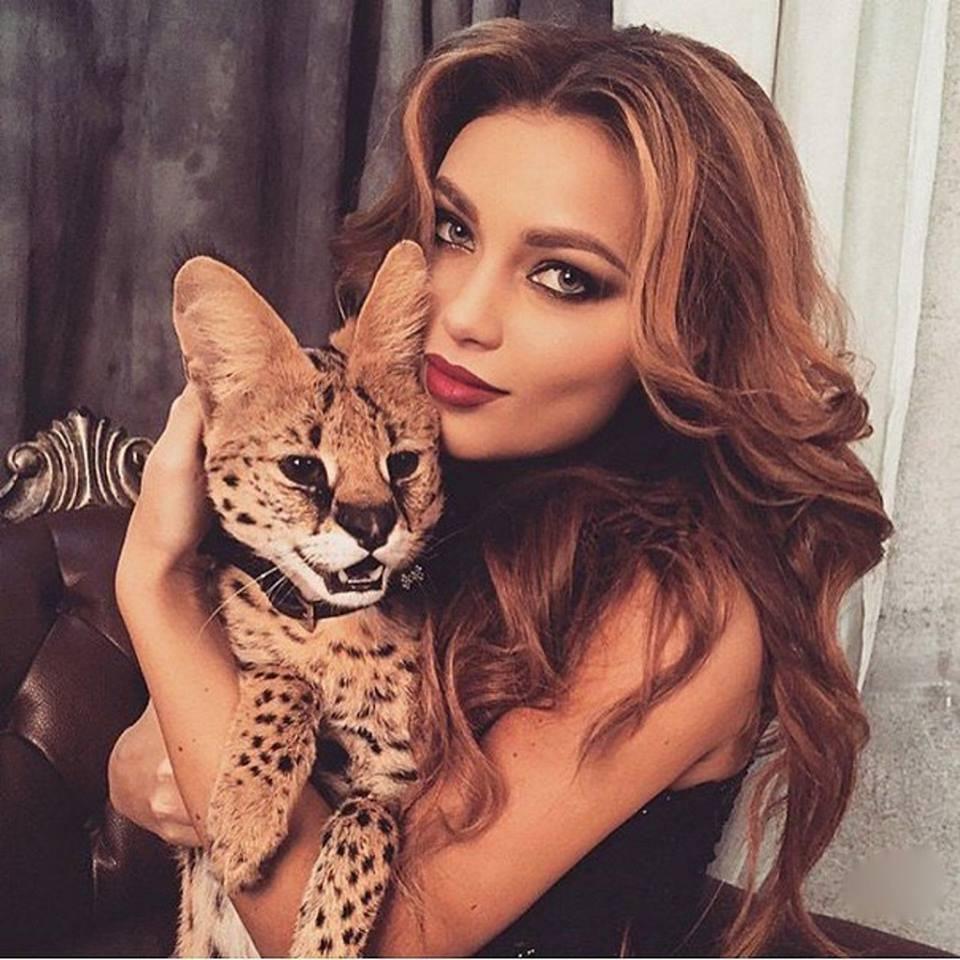 Женщины, как кошки