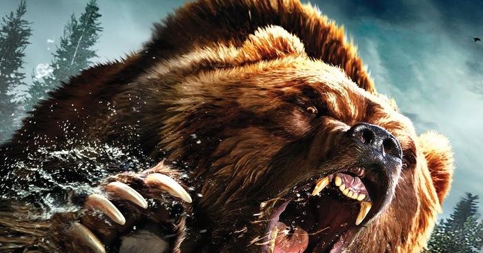 Страшней медведя зверя нет, моя первая встреча в 13 лет. Случай
