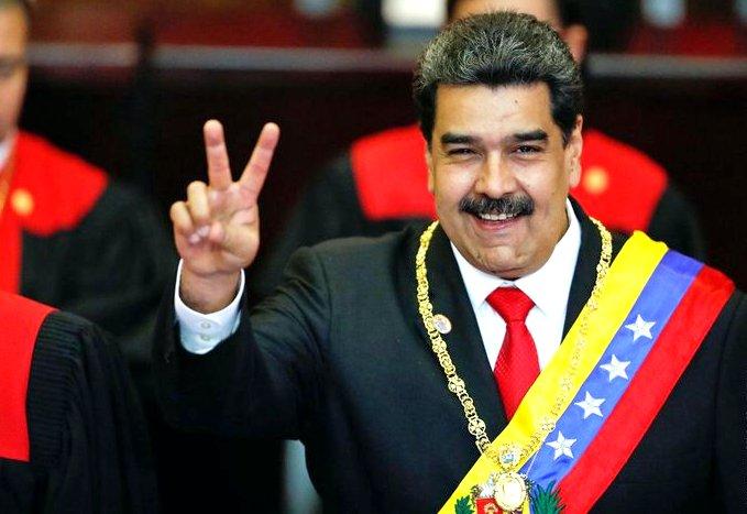 Минфин России спасает Венесуэлу от Трампа