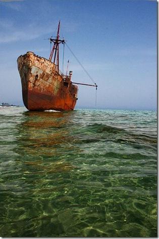 Лучший пляж мира на Острове Закинф (19 фото)