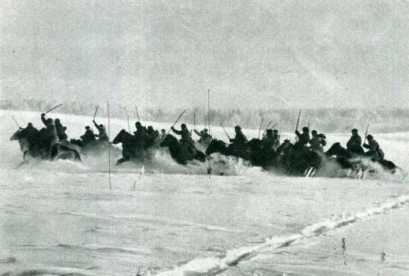 «Сабельный удар»: как кавалеристы под Сталинградом разбили три румынских полка