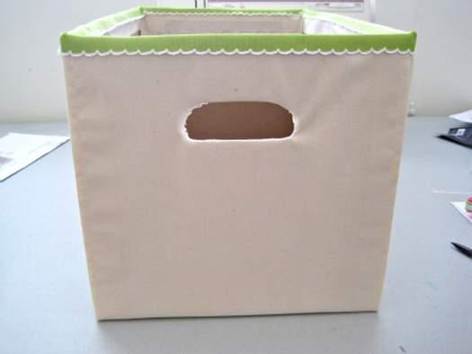 Как сделать коробки для игрушек своими руками