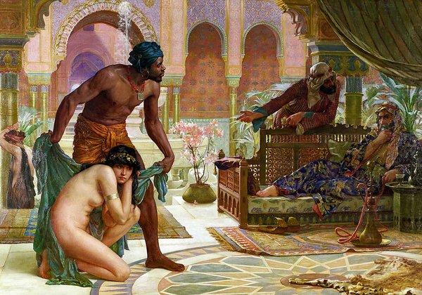 Эрнест Норманд «Горький вкус рабства»