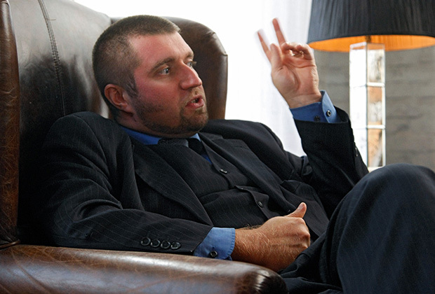 Что в жизни хоть раз « предпринял» предприниматель Потапенко?
