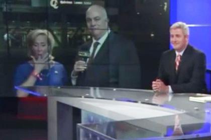 Американская конгрессвумен съела содержимое носа в прямом эфире
