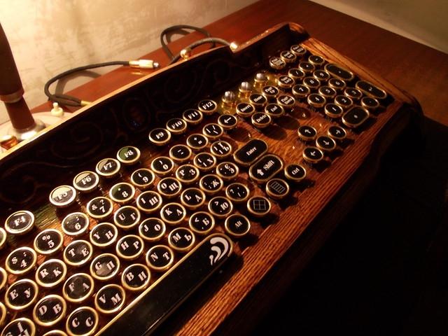 Клавиатура компьютера своими руками