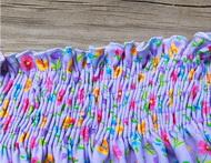 платье на резинке. способы вшивания резинки.
