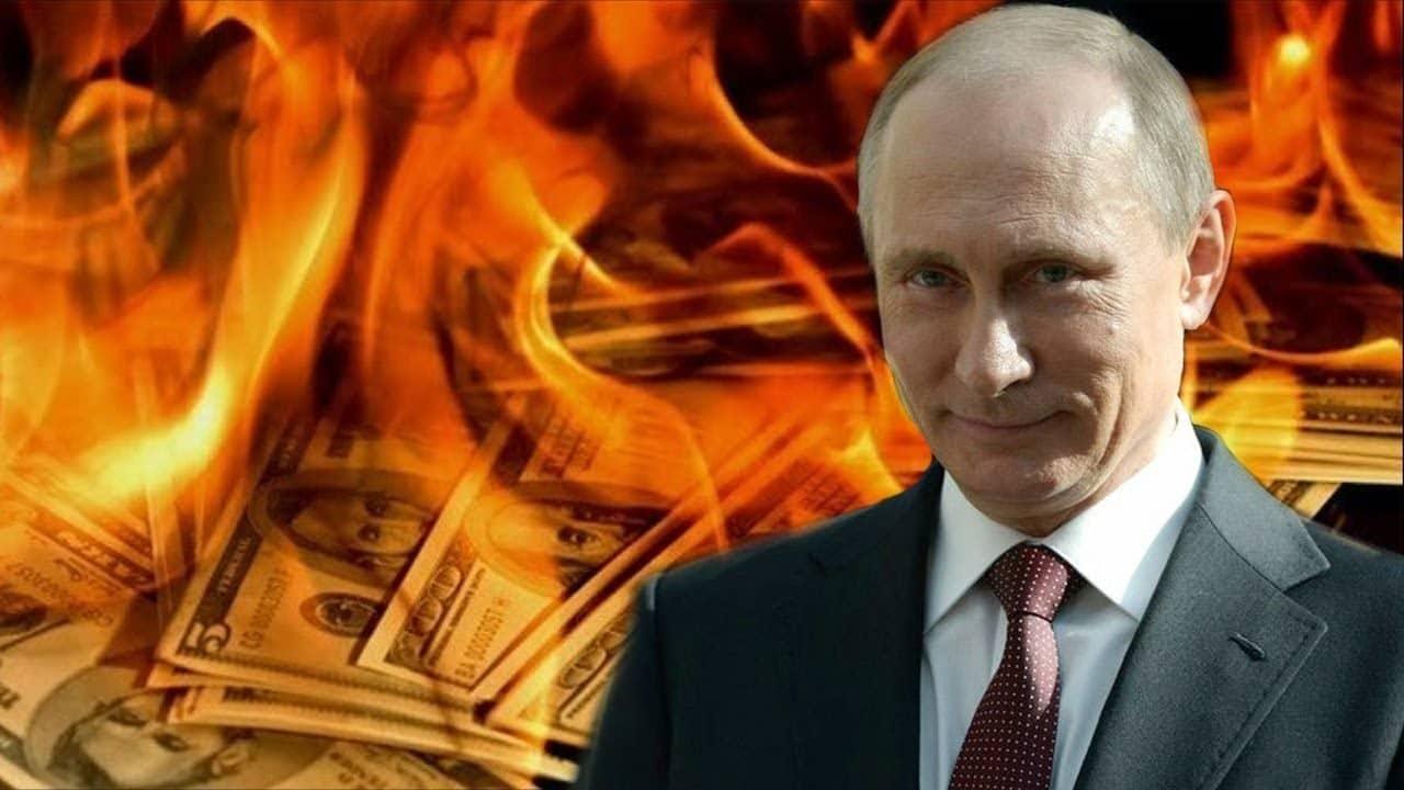 Путин призвал уходить от дол…