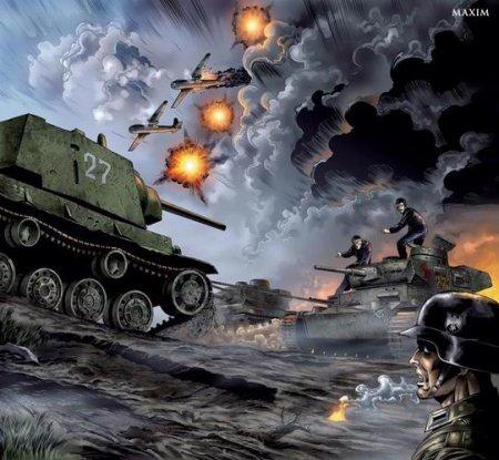 Химическая атака! 10 смешнейших военных курьезов