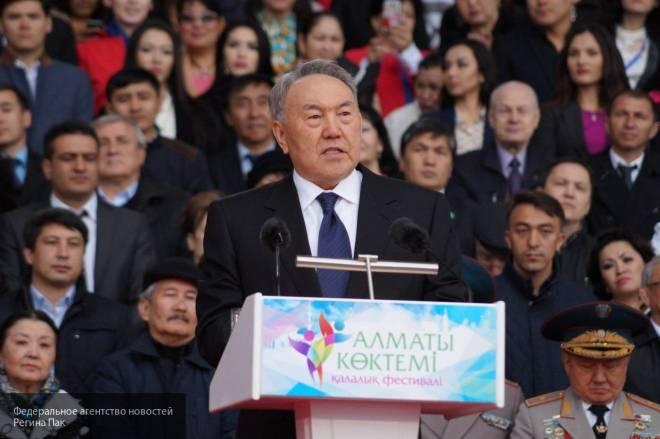 Отставка Назарбаева не сулит…