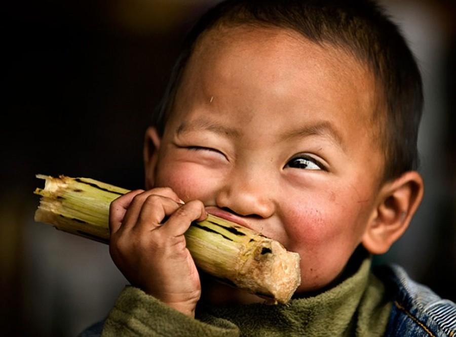 Фотографии с самыми солнечными улыбками со всего мира