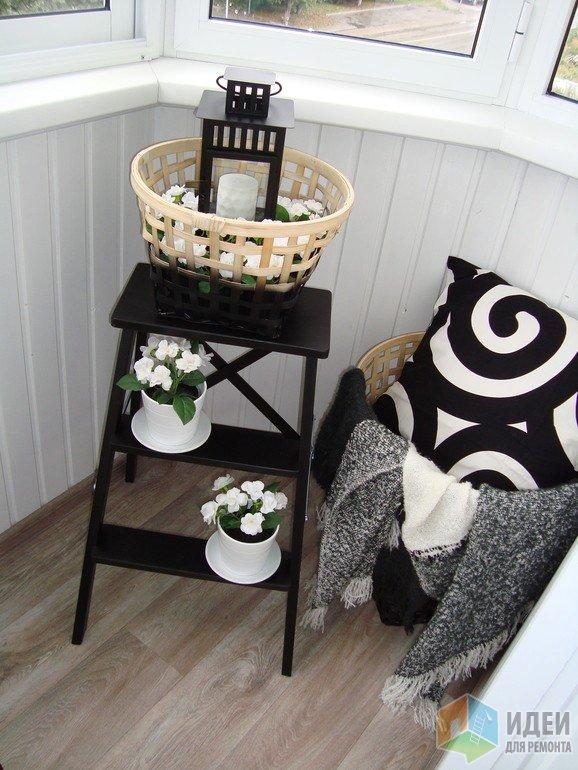 Мебель на балкон, красивые балконы фото