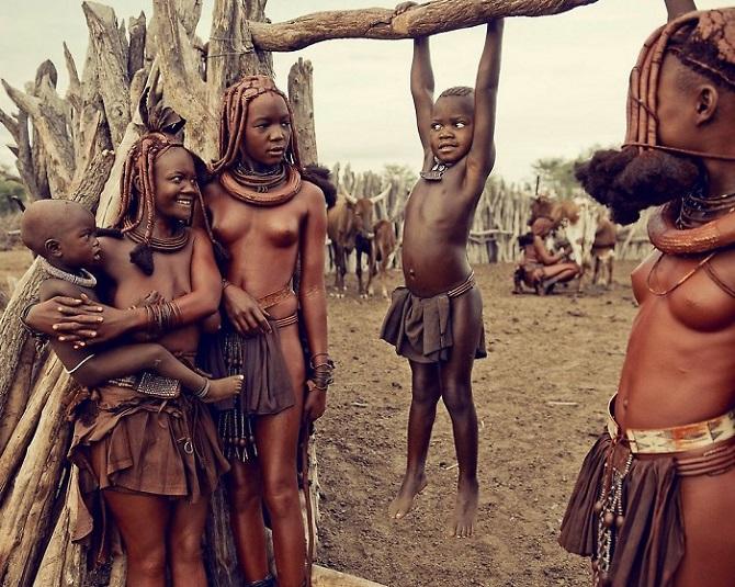 Обзор племён планеты Земля