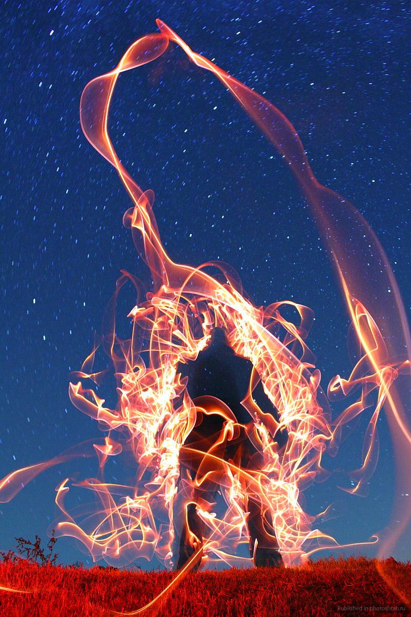 Геометрия и волшебство света, фризлайт, Деннис Кальвет, Dennis Calvert